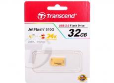 USB флешка Transcend 510 32GB (TS32GJF510G)