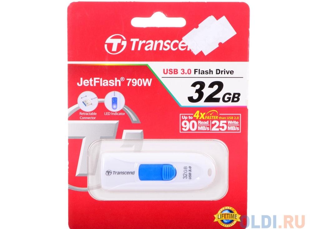 USB флешка Transcend 790W 32GB (TS32GJF790W)