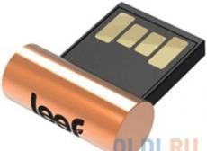 Внешний накопитель 64GB Leef SURGE copper (LFSUR-064COP)