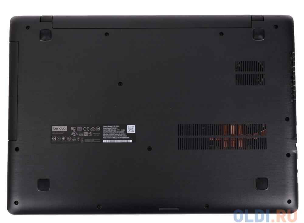 ноутбук lenovo ideapad 110-15acl (80tj0055rk) amd e1-7010 (1.5)/2gb/500gb/15.6