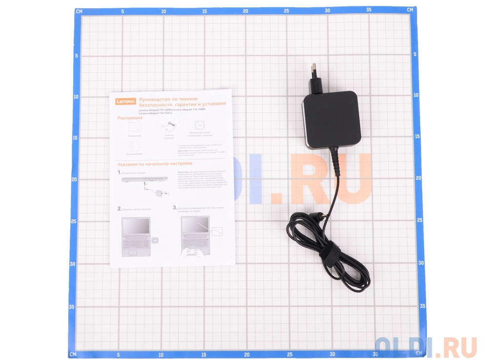 Ноутбук Lenovo IdeaPad 110 (80TR000GRK) 15.6