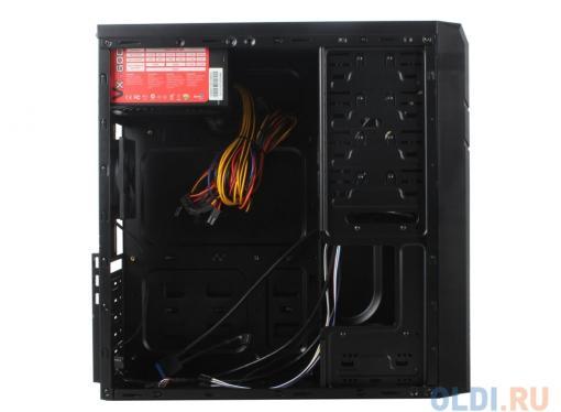 Корпус Aerocool V2X Black, ATX, 600Вт, USB 3.0
