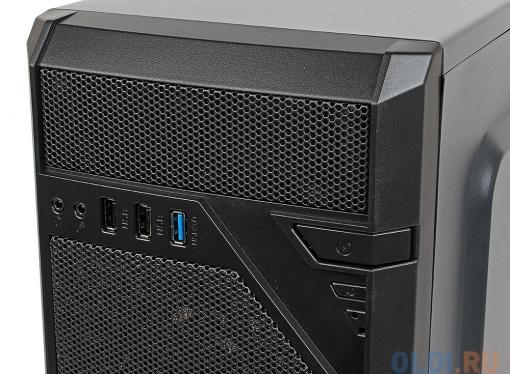 Корпус Aerocool Vs-1 Window , ATX, без БП, 2 x USB2.0 + 1 x USB3.0, в комплекте 1 x 120 мм вент-р .