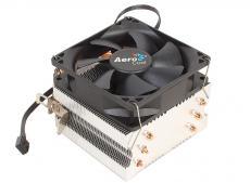 Кулер для процессора Aerocool Verkho 3 , до 120W, 3х теплотрубки, PWM, 1200-2800 RPM, LGA 1156/1155/1151/1150/775 , FM2/FM1/AM3+/AM3/AM2+/AM2/940/939/754