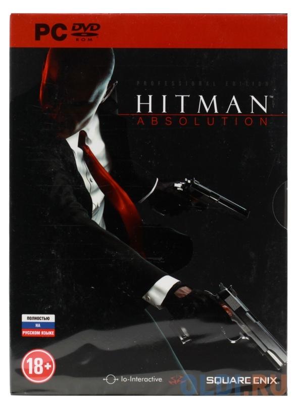 Игра для PC Hitman Absolution. Профессиональное издание. Русская версия PC-DVD (Digipack)