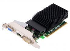 видеокарта 1gb <pci-e> inno3d g210 c cuda <gfg210, gddr3, 64 bit, hdcp, dvi, hdmi, low profile, retail>