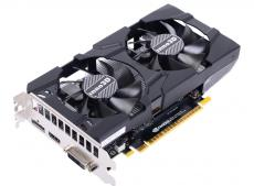 Видеокарта Inno3D GeForce GTX 1050 Ti Twin X2 N105T-1DDV-M5CM 4Gb 1290Mhz NVIDIA GTX1050 Ti/GDDR5/7000MHz/128 bit/PCI-E/ DVI DP HDMI