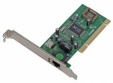 Сетевой адаптер D-Link DGE-530T/10/D2C Сетевой PCI-адаптер с 1 портом 10/100/1000Base-T  (10шт. в коробке с одинм комплектом драйверов)