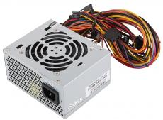 Блок питания  Chieftec 450W OEM SFX-450BS [Smart] SFX v2.3, A.PFC, КПД)85%, 4x SATA, 2x MOLEX, 1x PCI-E (6-Pin), Fan 8 cm.