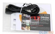 Сетевой адаптер Netgear WNDA3100-200PES  USB 2.0 Wi-Fi Adapter 802.11n 300Mbps (2.4 GHz or 5 GHz)