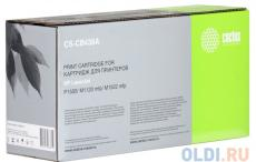 картридж cactus cs-cb436a для принтеров hp laser jet p1505/ m1120 mfp/ m1522 mfp. 2000 стр.