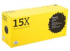 Картридж T2 TC-H15XU (аналог C7115X/Q2613X/Q2624X/ Canon EP-25X) для HP LJ 1000/1150/1200/1300/Canon LBP1210 (3500 стр.) с чипом