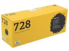 Картридж T2 TC-C728 (с чипом)