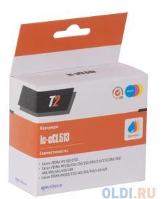Картридж T2 IC-CCL513 Цветной