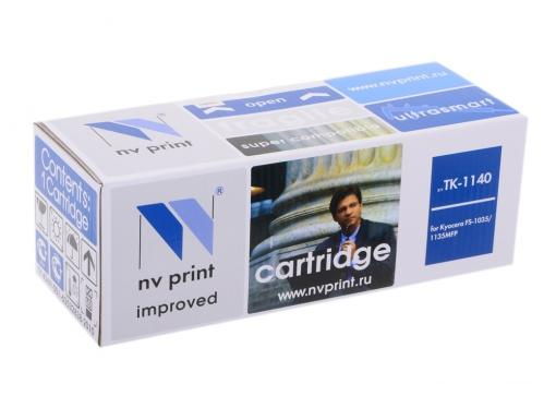 Картридж NV-Print совместимый Kyocera TK-1140 для FS-1035/1135MFP. Чёрный. 7200 страниц.