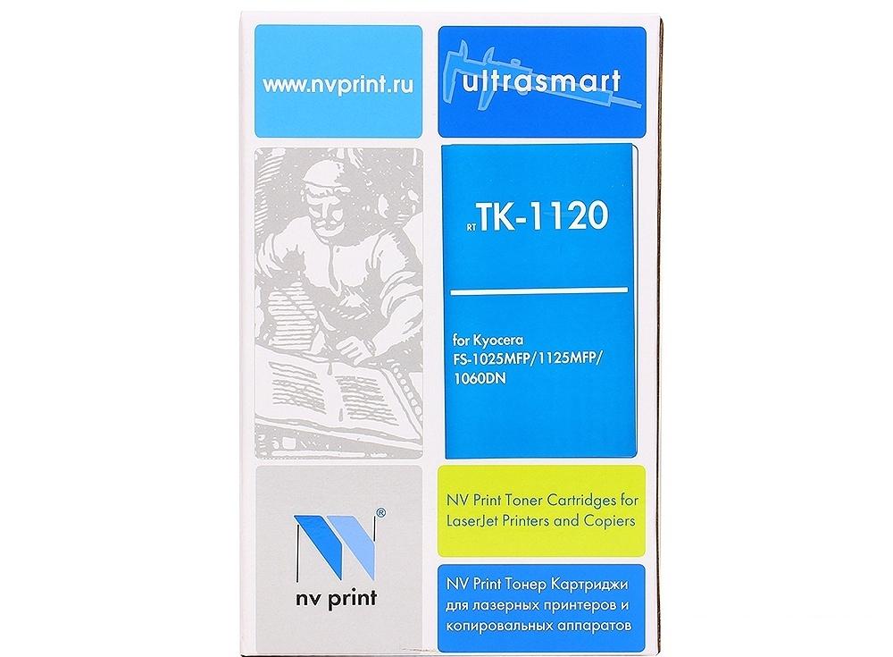 Картридж NV-Print совместимый Kyocera TK-1120 для FS-1060DN/1025MFP/1125MFP. Чёрный. 3000 страниц.