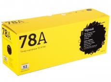 Картридж T2 TC-H78A (аналог CE278A) для HP LaserJet Pro P1566/P1606dn/Canon Cartrige 728 (2100 стр.) с чипом
