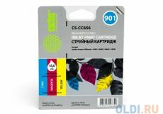 Картридж Cactus CS-CC656 №901 для HP OfficeJet 4500/J4580/J4660/J4680 цветной