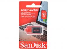 USB флешка SanDisk Cruzer Switch 64GB (SDCZ52-064G-B35)