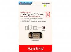 USB флешка SanDisk Type C 64GB (SDCZ450-064G-G46)