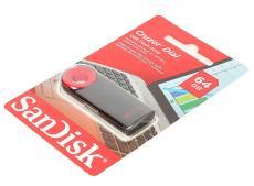 USB флешка SanDisk Cruzer Dial 64GB (SDCZ57-064G-B35)