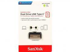usb флешка sandisk ultra dual 16gb (sdddc2-016g-g46)