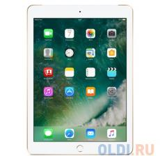 Планшет Apple iPad MPG52RU/A  128Gb 9.7'' QXGA (2048x1536) Retina/A9/ 3G+LTE/ GPS+GLONASS/ WiFi / BТ /8.0MP/iOS10/ Gold