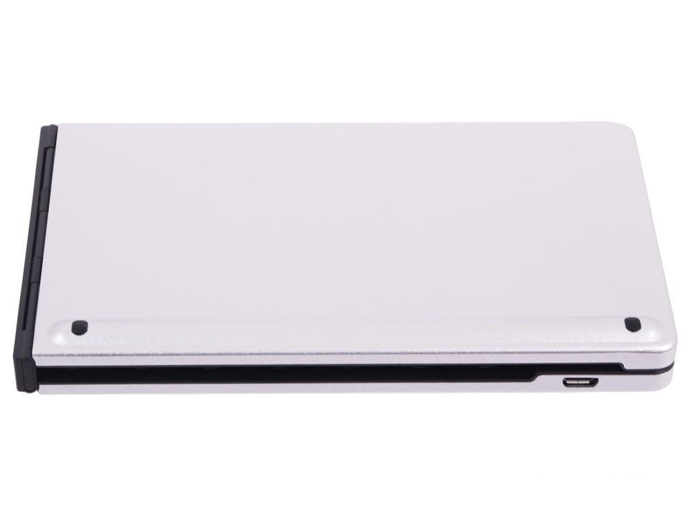 Беспроводная клавиатура Gembird KB-400BT Black Bluetooth 65 клавиш, чехол