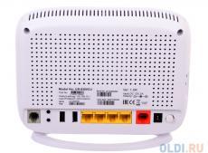 Маршрутизатор UPVEL UR-835VCU Bandle Двухдиапазонный VDSL2 / ADSL2+ / Gigabit Wi-Fi роутер 802.11ac 1600 Мбит/с  + Бонус ESET Nod32 Smart Security 3 м