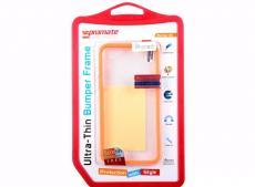 Накладка для iPhone 6 Promate Bump-i6 оранжевый