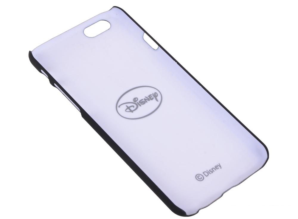 крышка задняя дисней/марвел для iphone 6 микки, чёрный