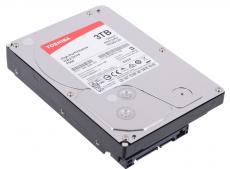 Жесткий диск 3Tb Toshiba P300 HDWD130UZSVA High-Performance SATA III (3,5
