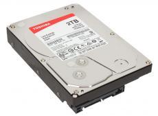 Жесткий диск 2Tb Toshiba HDWA120UZSVA E300 5700rpm , SATA III, 64Mb 3.5