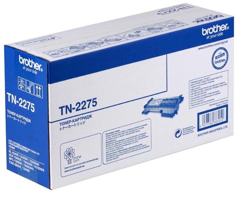 Тонер-картридж Brother TN2275