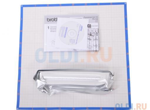 МФУ лазерное Brother DCP-1512R, принтер/сканер/копир, A4, 20стр/мин, USB