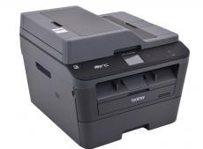 МФУ лазерное Brother MFC-L2740DWR, лазерный, принтер/ сканер/ копир/ факс, A4, 30стр/мин, дуплекс, ADF, двухст. однопр. сканер, 64Мб, USB, LAN, WiFi