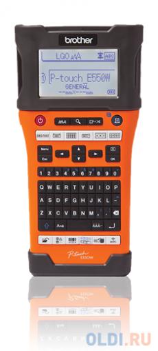 Принтер для наклеек Brother PT-E550WVP