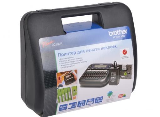 Принтер для наклеек Brother PT-D210VP