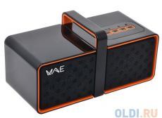 колонки hercules wae-btp03 mini black/orange (4780558)