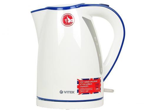 Чайник электрический VITEK VT-1107 (W)
