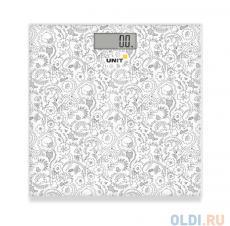 Электронные напольные весы UNIT UBS-2052 Светло-Серый