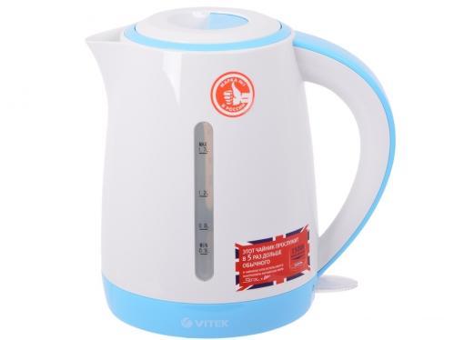 Чайник электрический VITEK VT-1128 (W)