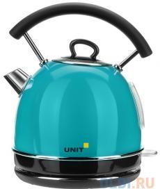 Чайник электрический UNIT UEK-261 Бирюзовый