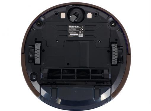Робот-пылесос Redmond RV-R400 коричневый