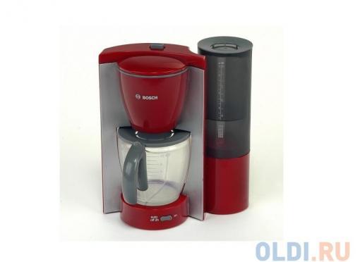 Красная кофемашина Bosch 4009847095770