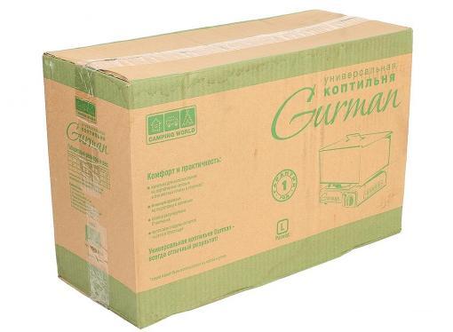 Универсальная коптильня Gurman, размер L