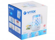 Чайник Vitek VT-7048 (W) Белый