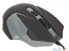 проводная мышь jet.a comfort om-u57 чёрная (1000/1600dpi, 3 кнопки, usb)