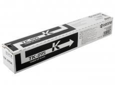 Тонер Kyocera TK-895K для FS-C8020MFP/C8025MFP. Чёрный. 12000 страниц.