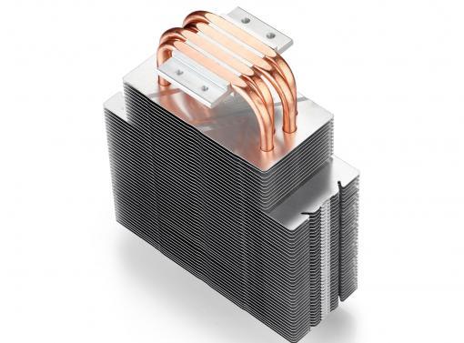 Кулер для процессора Deep Cool GAMMAXX 400 универсальный TDP 130Вт